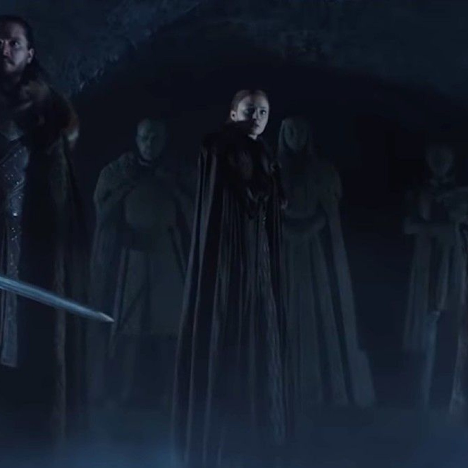 Game of Thrones' Crypts of Winterfell: Which Zombie Starks