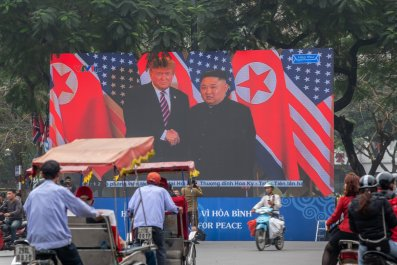 Donald Trump Kim Jong Un Hanoi Vietnam summit