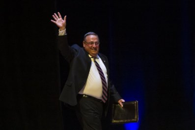 paul lepage electoral college