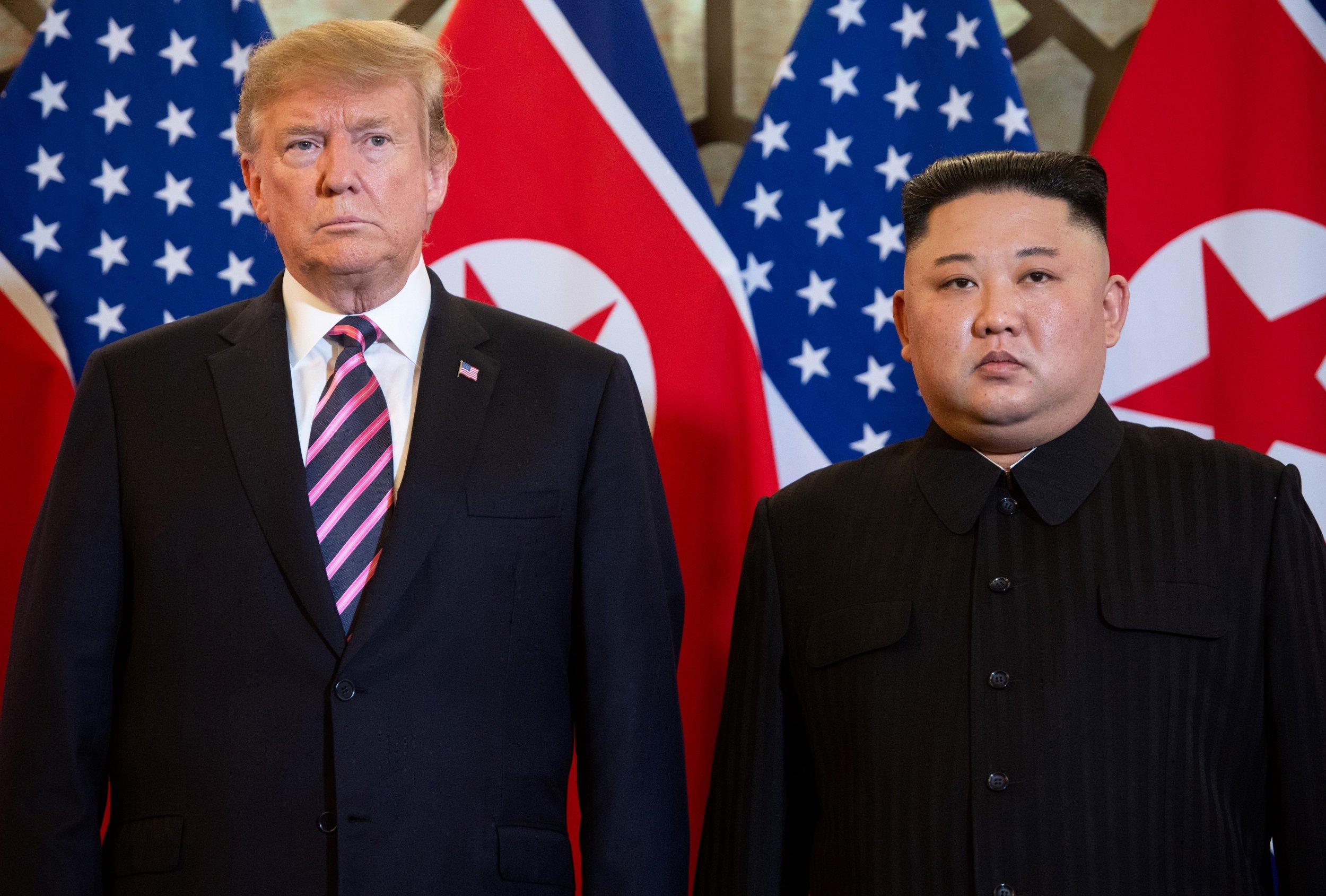 kim jong un donald trump north korea otto warmbier