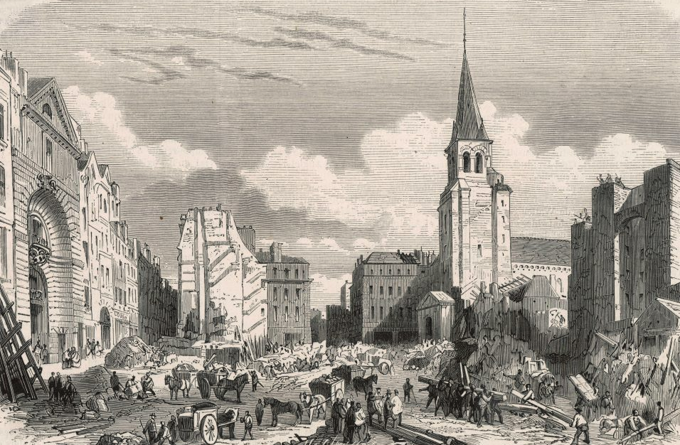 Denis Diderot's France 4 - Paris