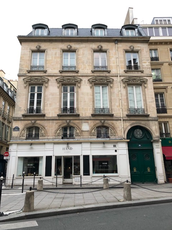 Denis Diderot's France 7 - Diderot's final residence