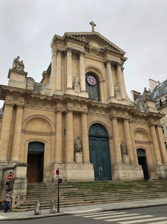 Denis Diderot's France 8 - Eglise Saint-Roch