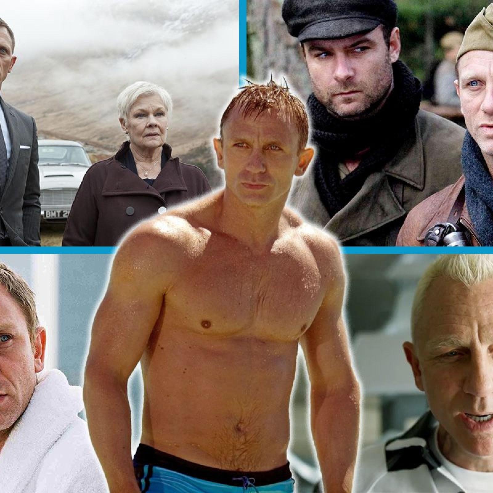 Daniel Craig S Birthday The James Bond Star S 15 Best Movies