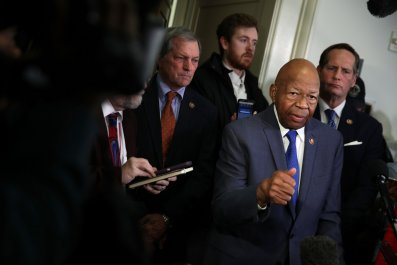 Elijah Cummings, Democrats, White House, security clearances