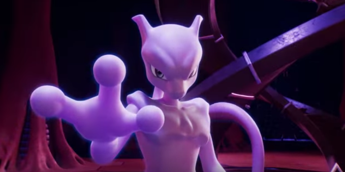 pokemon movie 2019 mewtwo strikes back evolution trailer