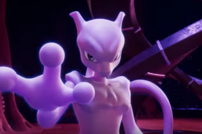 pokemon movie 2019 mewtwo strikes back evolution trailer