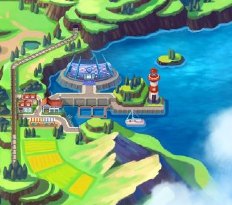 pokemon sword shield water gym