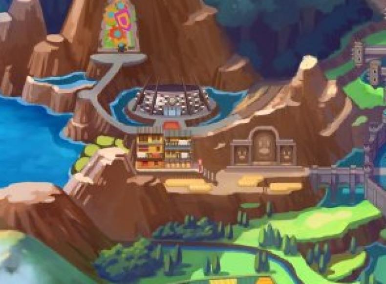pokemon sword shield rock ground gym