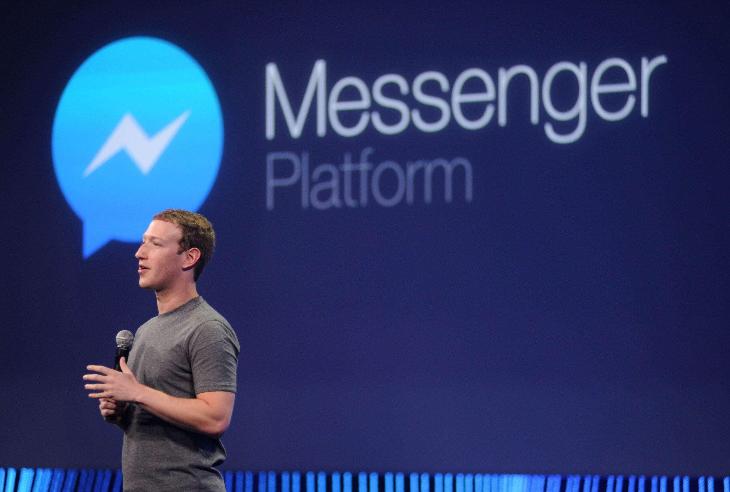 facebook messenger night mode