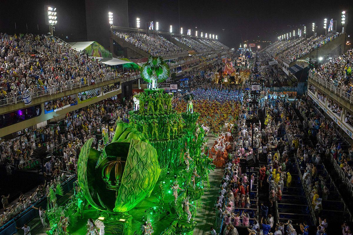 Rio de Janeiro Carnival 2019 Serrano2