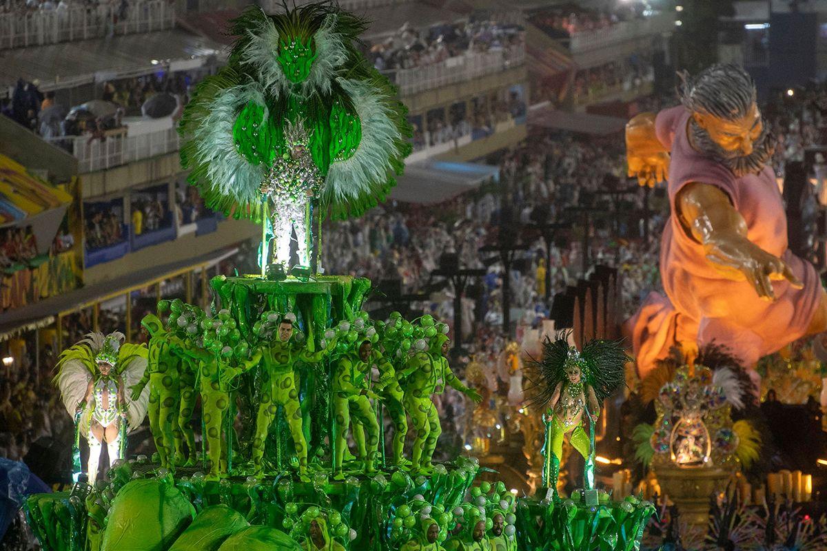 Rio de Janeiro Carnival 2019 Serrano3