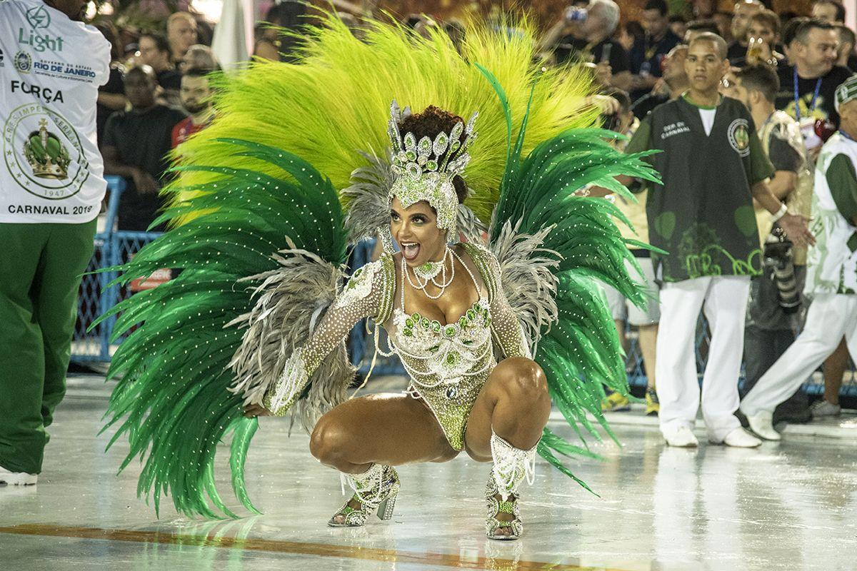 Rio de Janeiro Carnival 2019 Serrano5