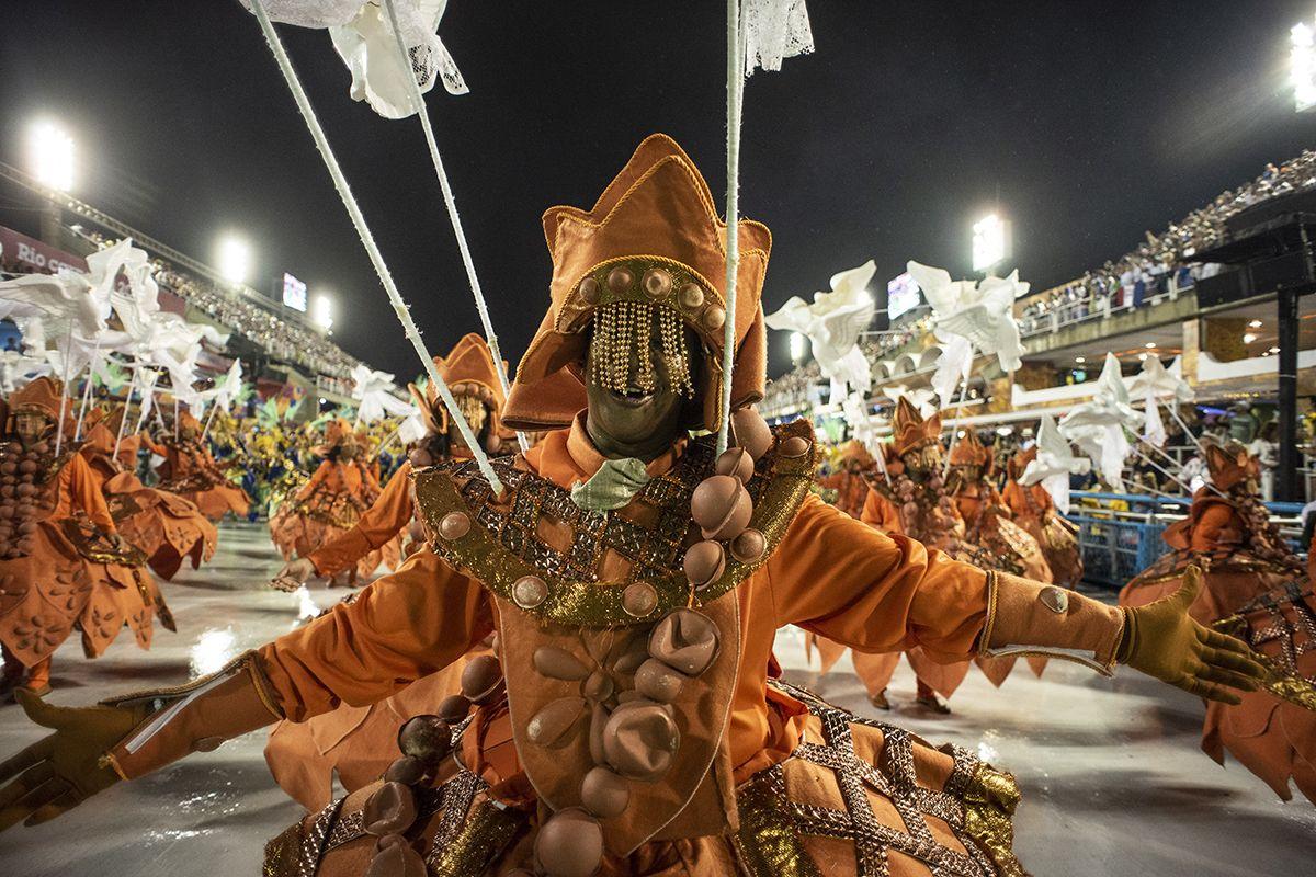 Rio de Janeiro Carnival 2019 Serrano6