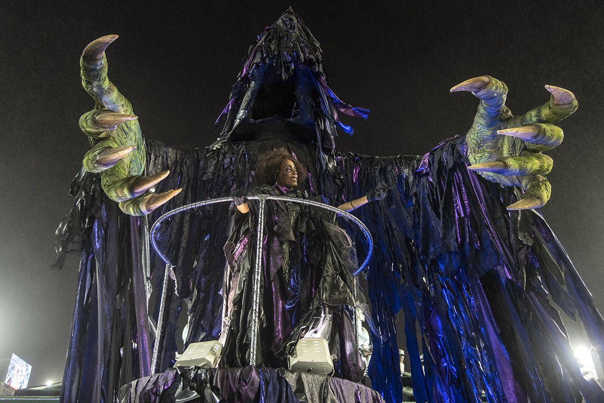 Rio de Janeiro Carnival 2019 Serrano7