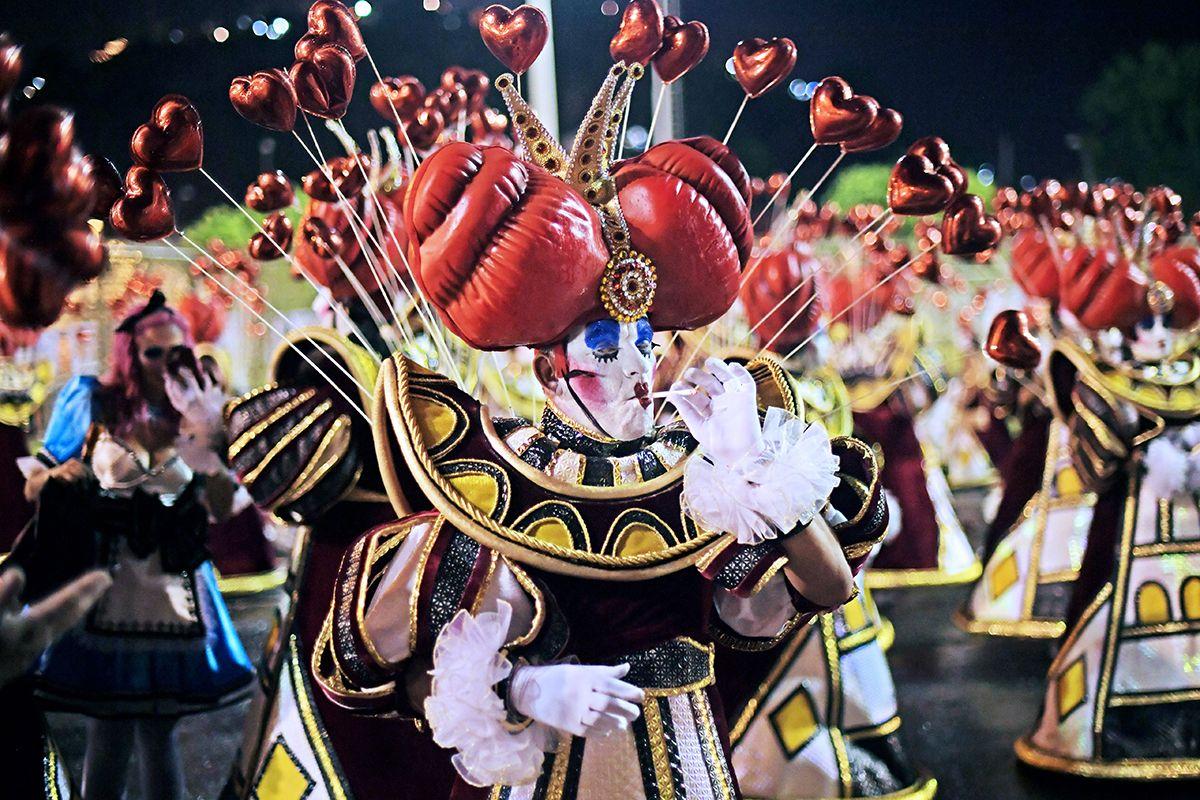 Rio de Janeiro Carnival 2019 Serrano8