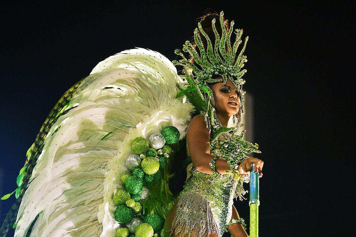 Rio de Janeiro Carnival 2019 Serrano9