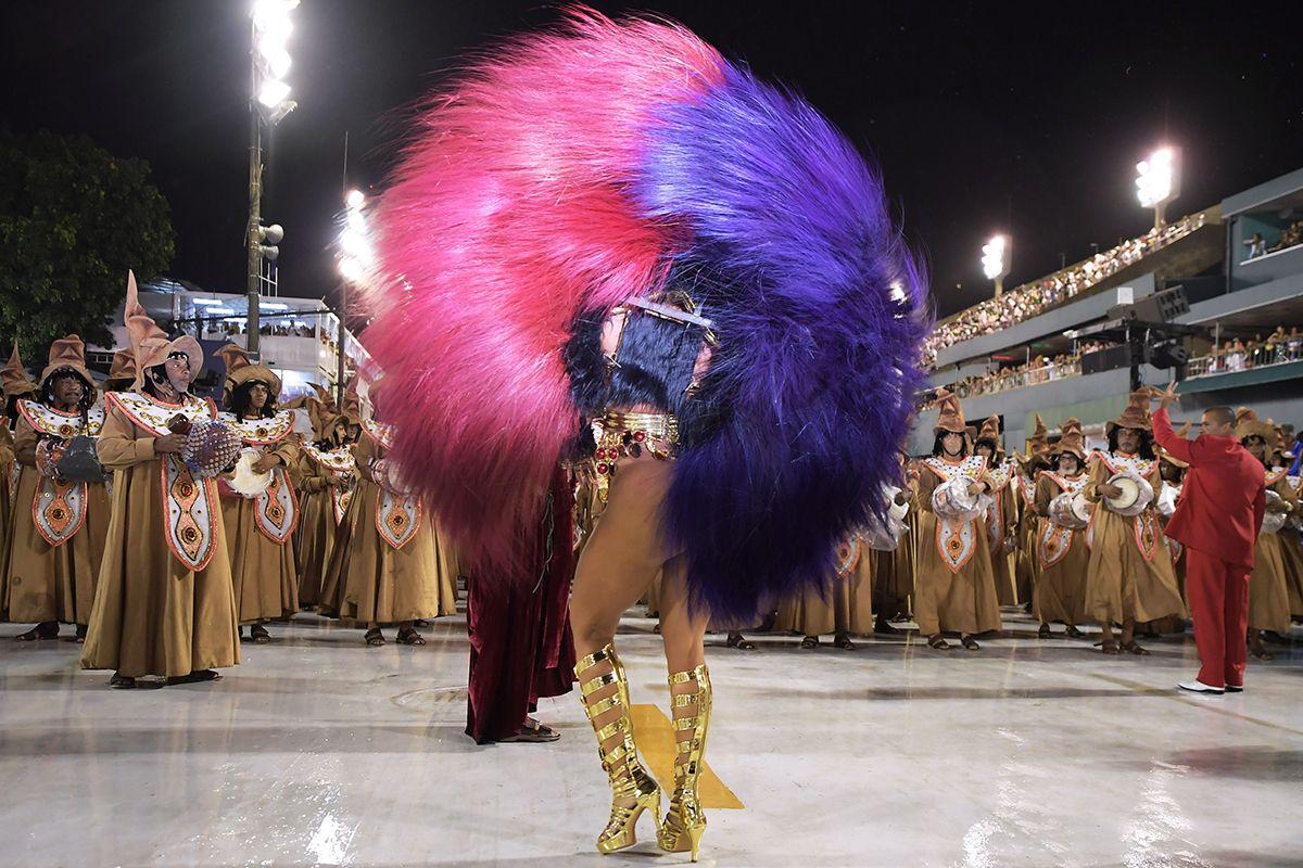 Rio de Janeiro Carnival 2019 Viradouro2