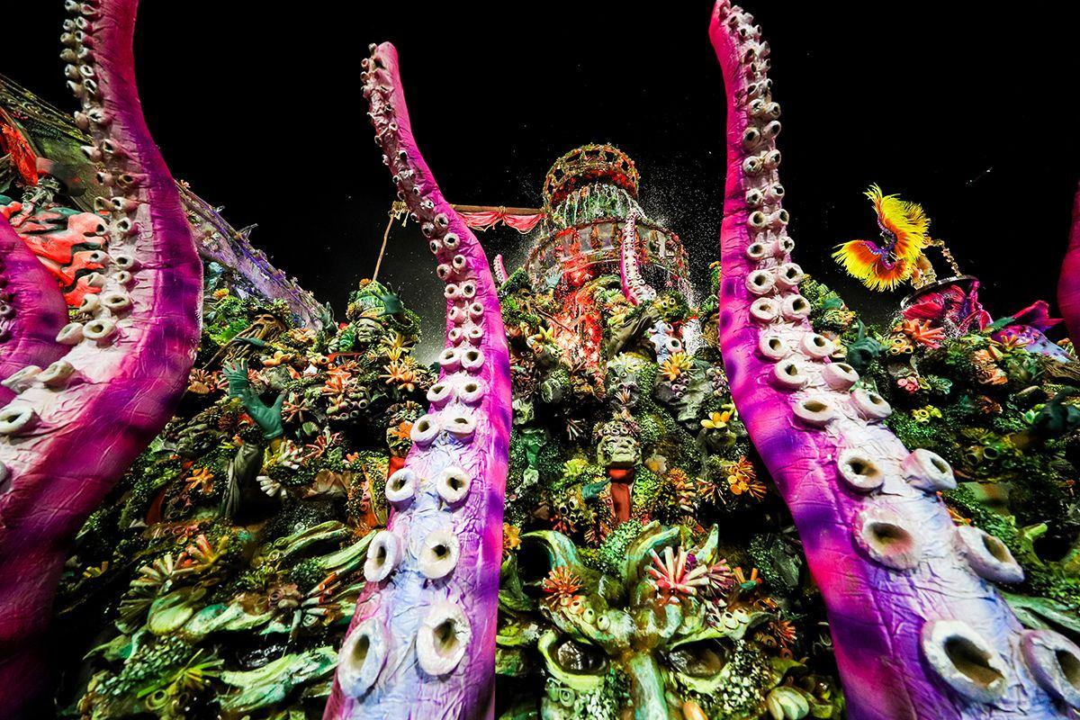 Rio de Janeiro Carnival 2019 Viradouro3