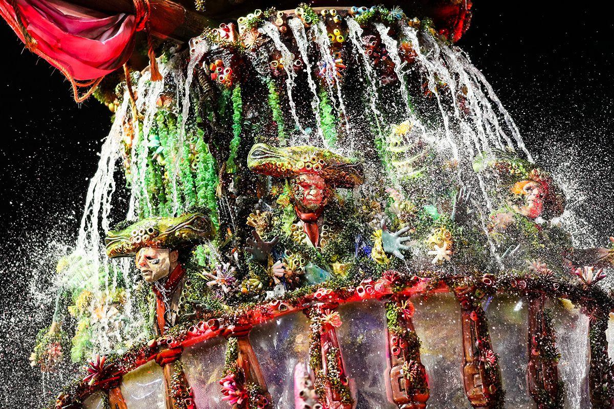 Rio de Janeiro Carnival 2019 Viradouro5