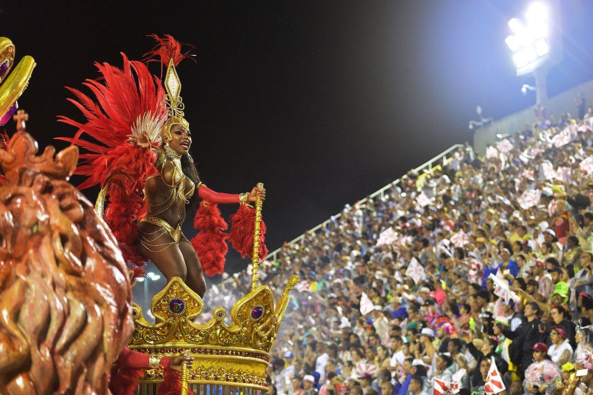 Rio de Janeiro Carnival 2019 Viradouro6