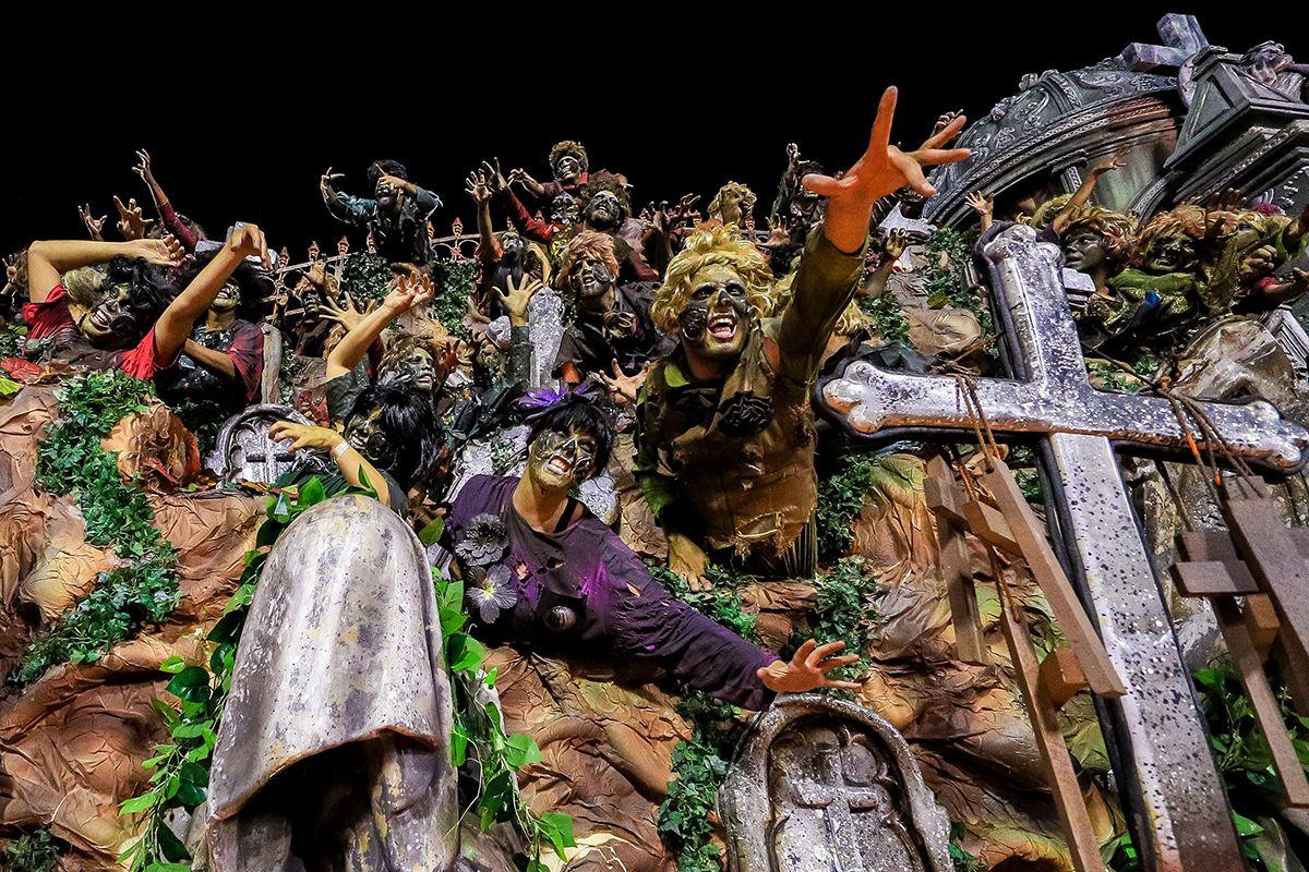 Rio de Janeiro Carnival 2019 Viradouro9