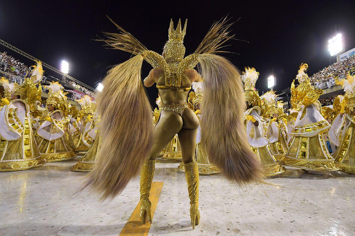 Rio de Janeiro Carnival 2019 Viradouro12