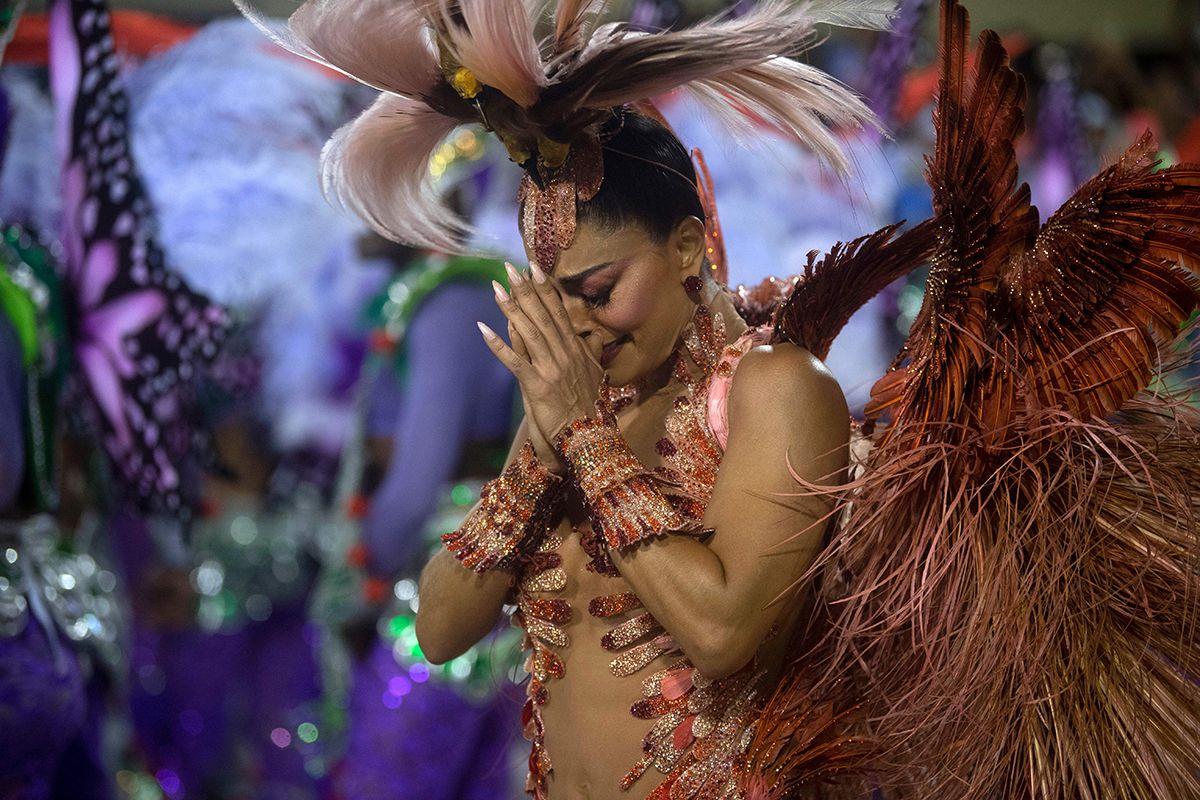 Rio de Janeiro Carnival 2019 Grande Rio1