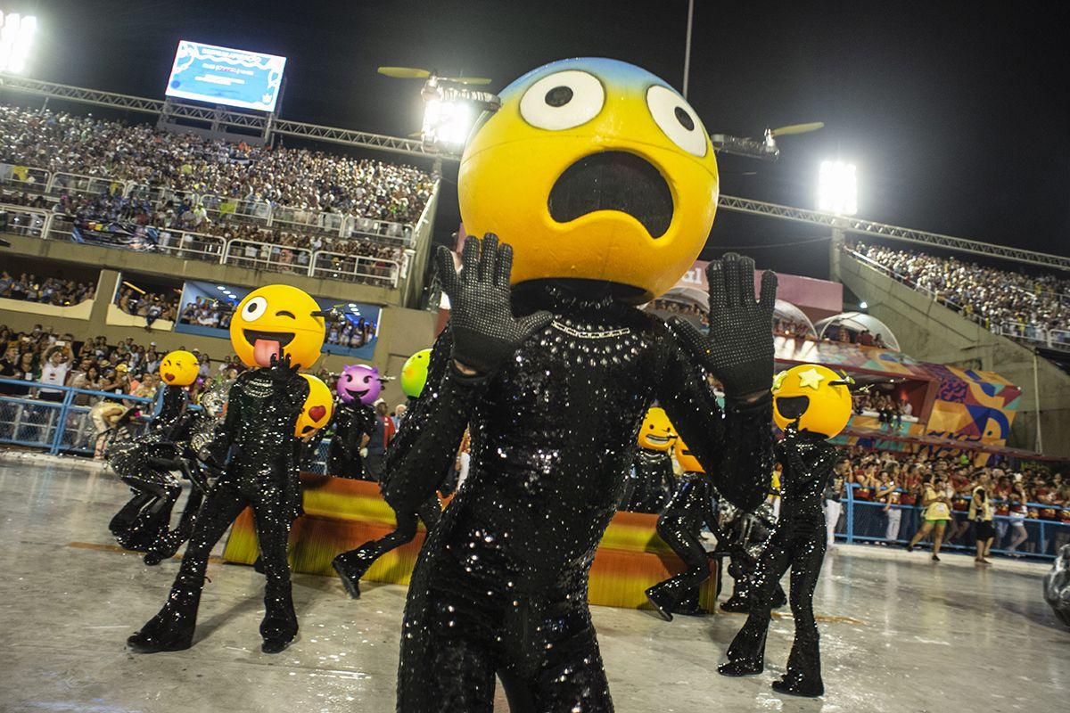 Rio de Janeiro Carnival 2019 Grande Rio2