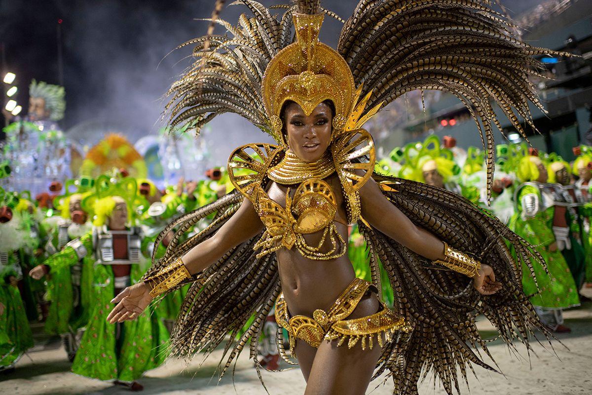 Rio de Janeiro Carnival 2019 Grande Rio6