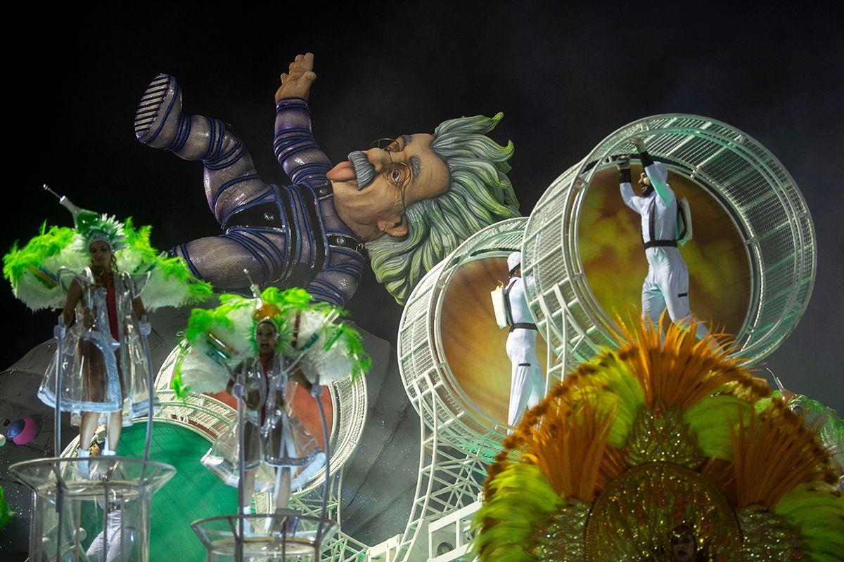 Rio de Janeiro Carnival 2019 Grande Rio7