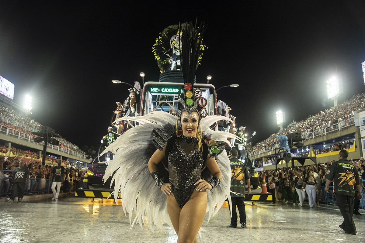 Rio de Janeiro Carnival 2019 Grande Rio8