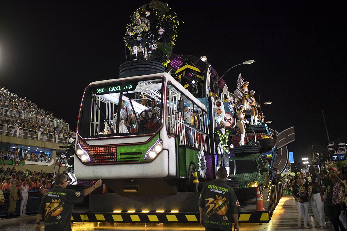 Rio de Janeiro Carnival 2019 Grande Rio9