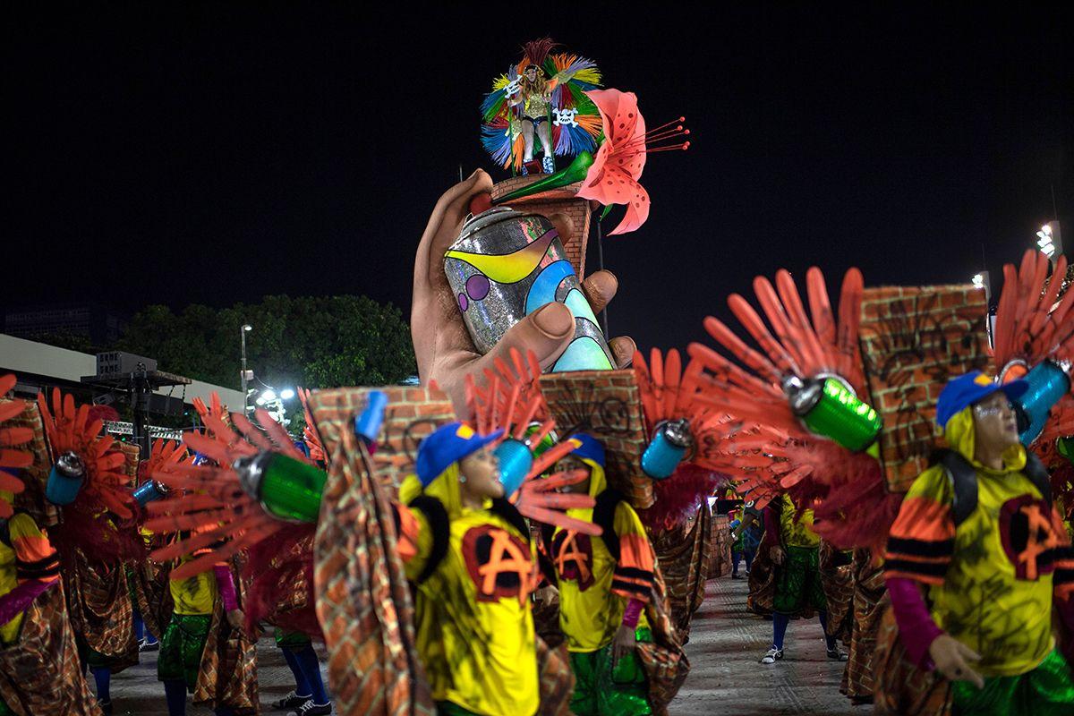 Rio de Janeiro Carnival 2019 Grande Rio10