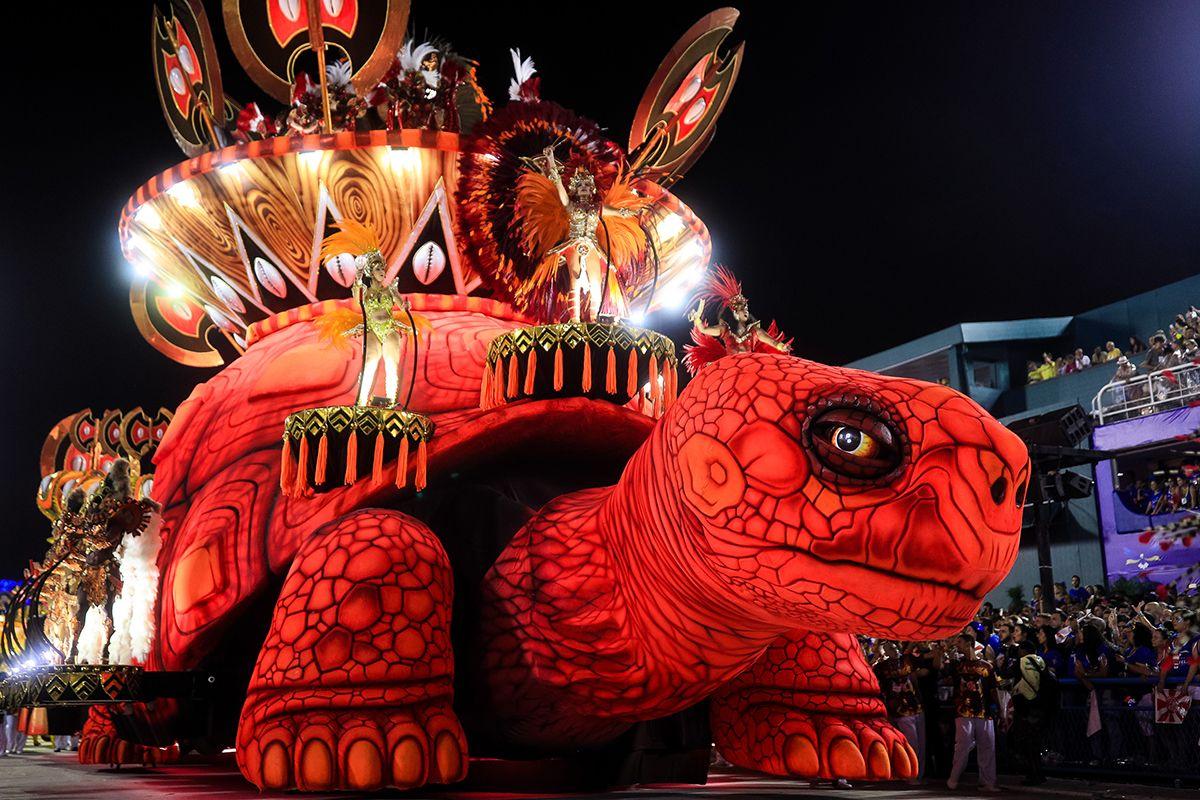 Rio de Janeiro Carnival 2019 Salgueiro2