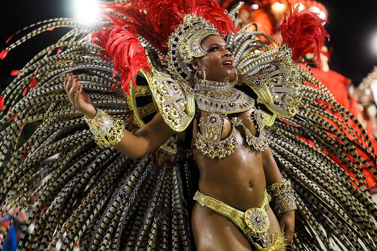 Rio de Janeiro Carnival 2019 Salgueiro3