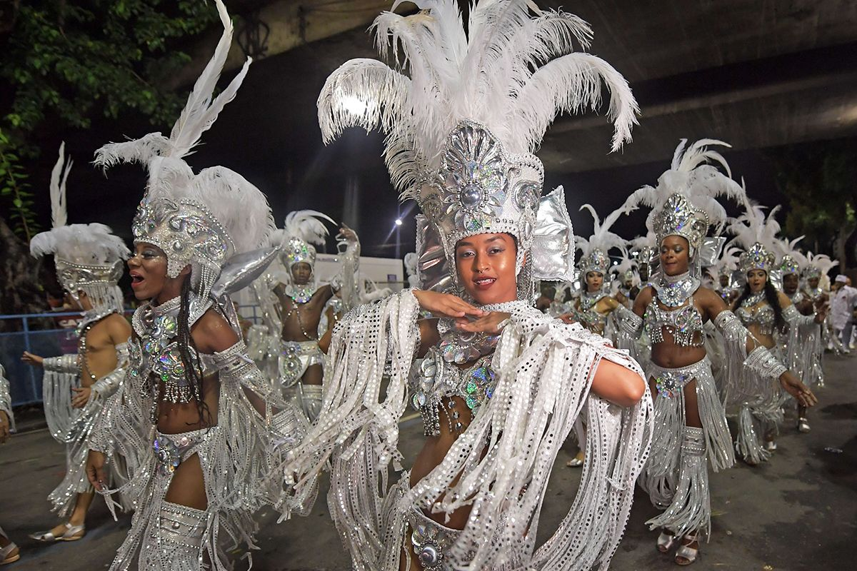 Rio de Janeiro Carnival 2019 Salgueiro4