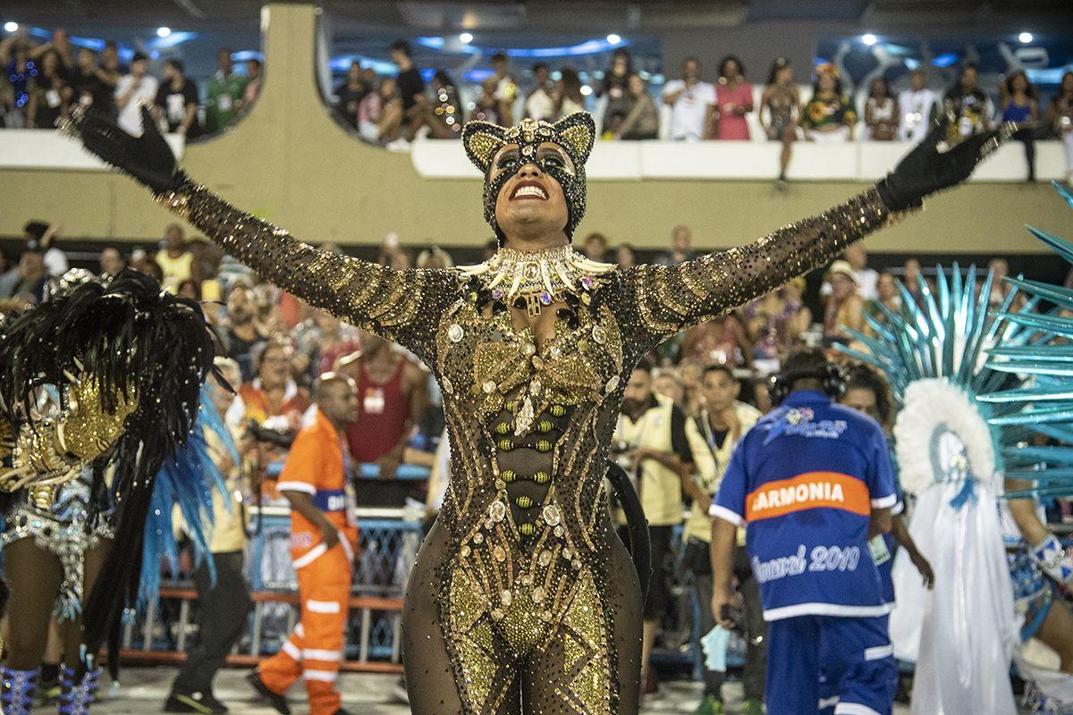 Rio de Janeiro Carnival 2019 Beija-Flor1