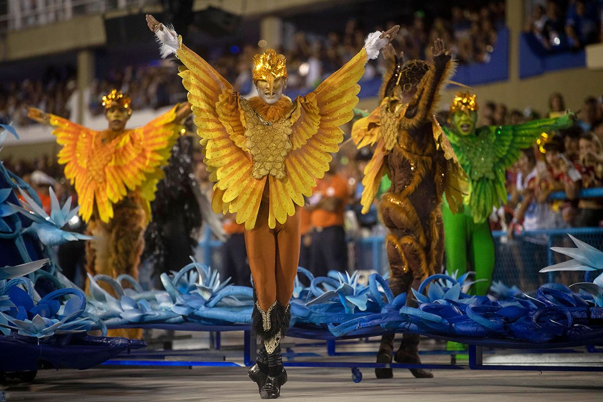 Rio de Janeiro Carnival 2019 Beija-Flor3