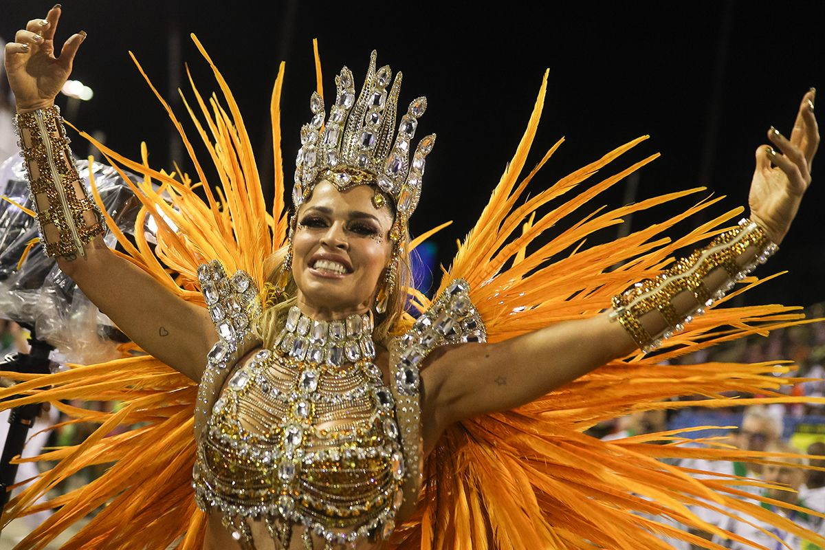 Rio de Janeiro Carnival 2019 Imperatriz1