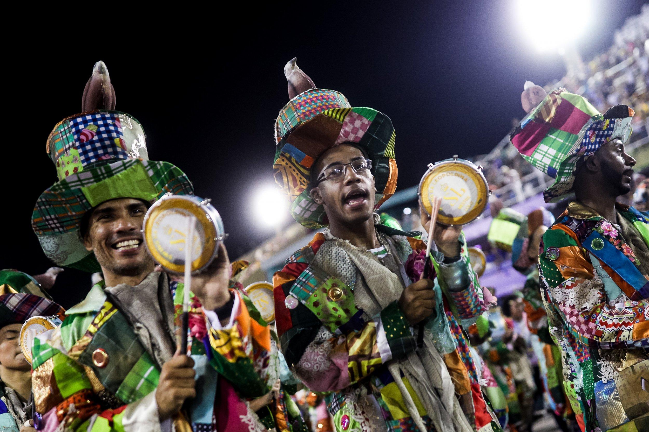 Rio de Janeiro Carnival 2019 Imperatriz5