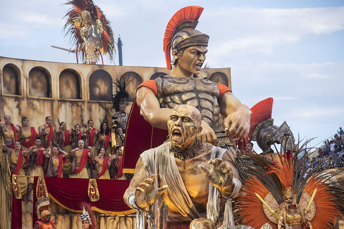 4 Rio de Janeiro Carnival 2019 Unidos de Tijuca7