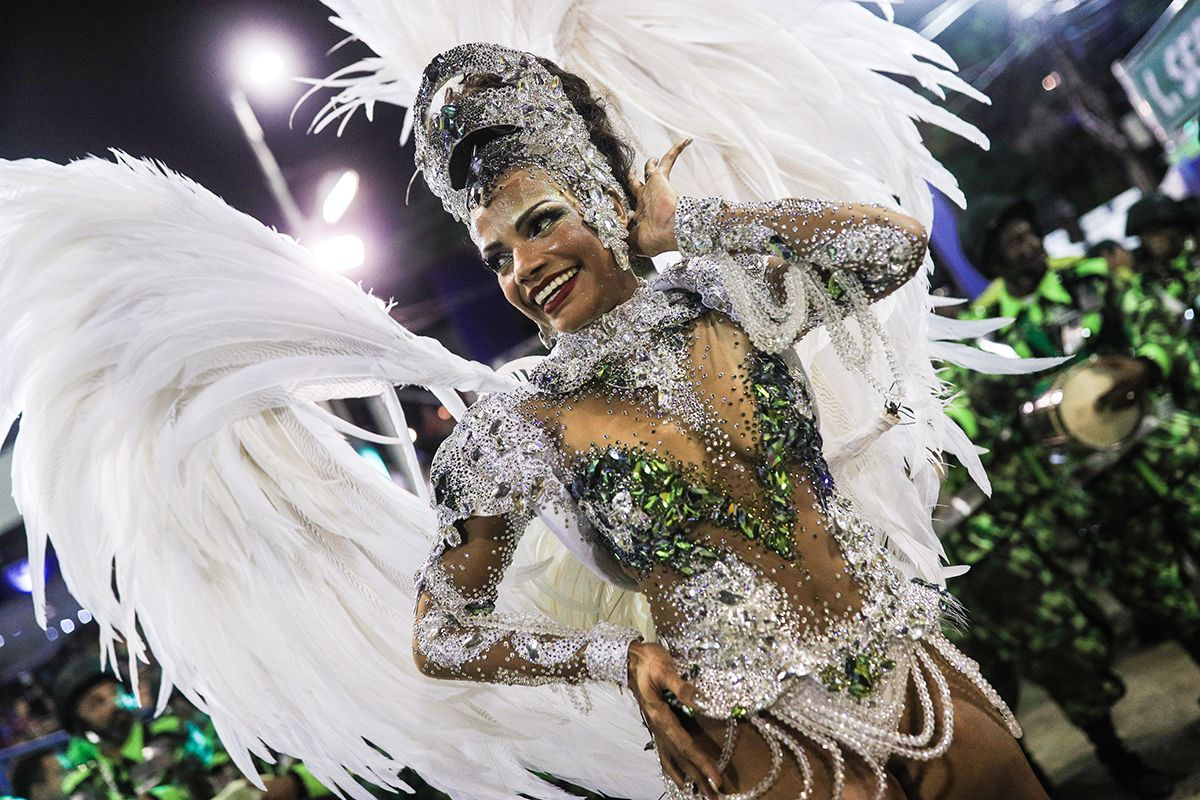Rio de Janeiro Carnival 2019 Serrano1