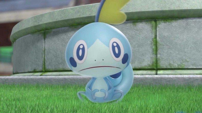 pokemon sword shield sobble trailer