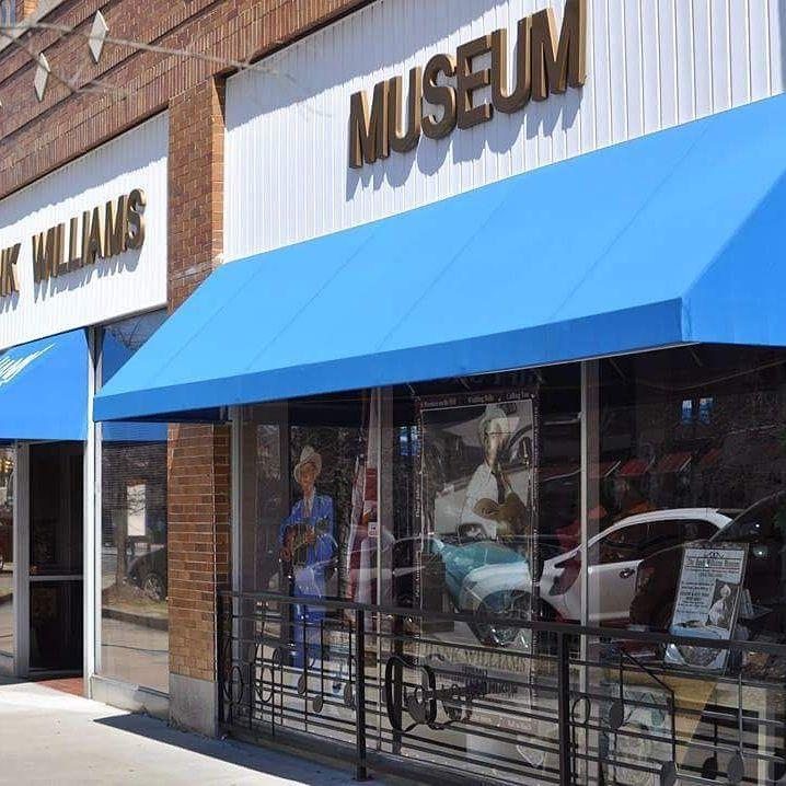 Montgomery Alabama Travel - Hank Williams Museum