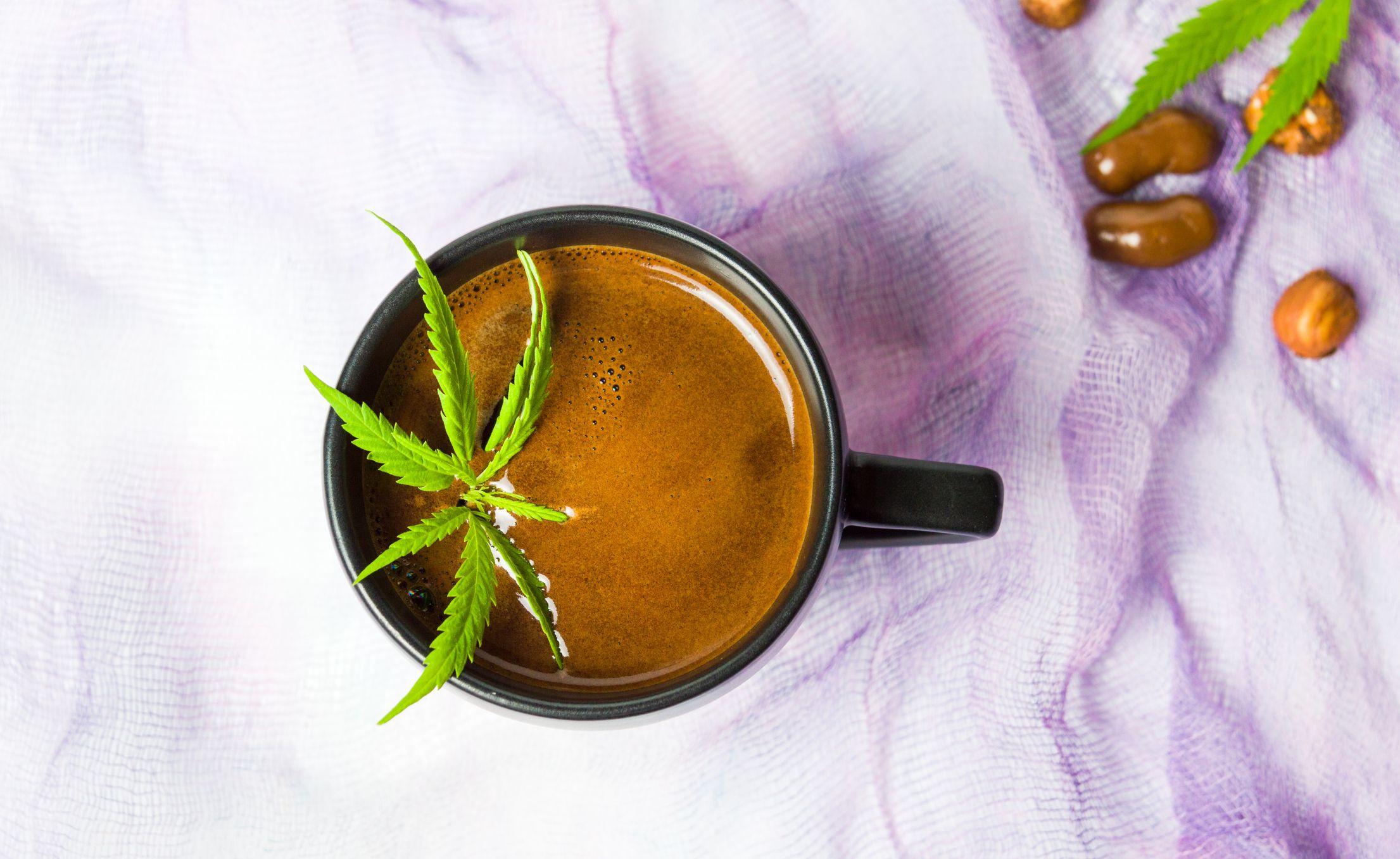 coffee cannabis marijuana Planet 13
