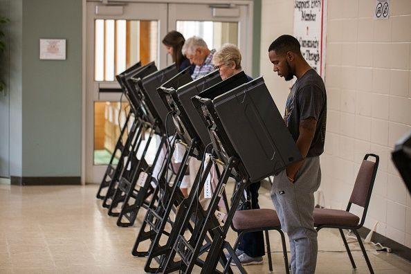 North Carolina Voting