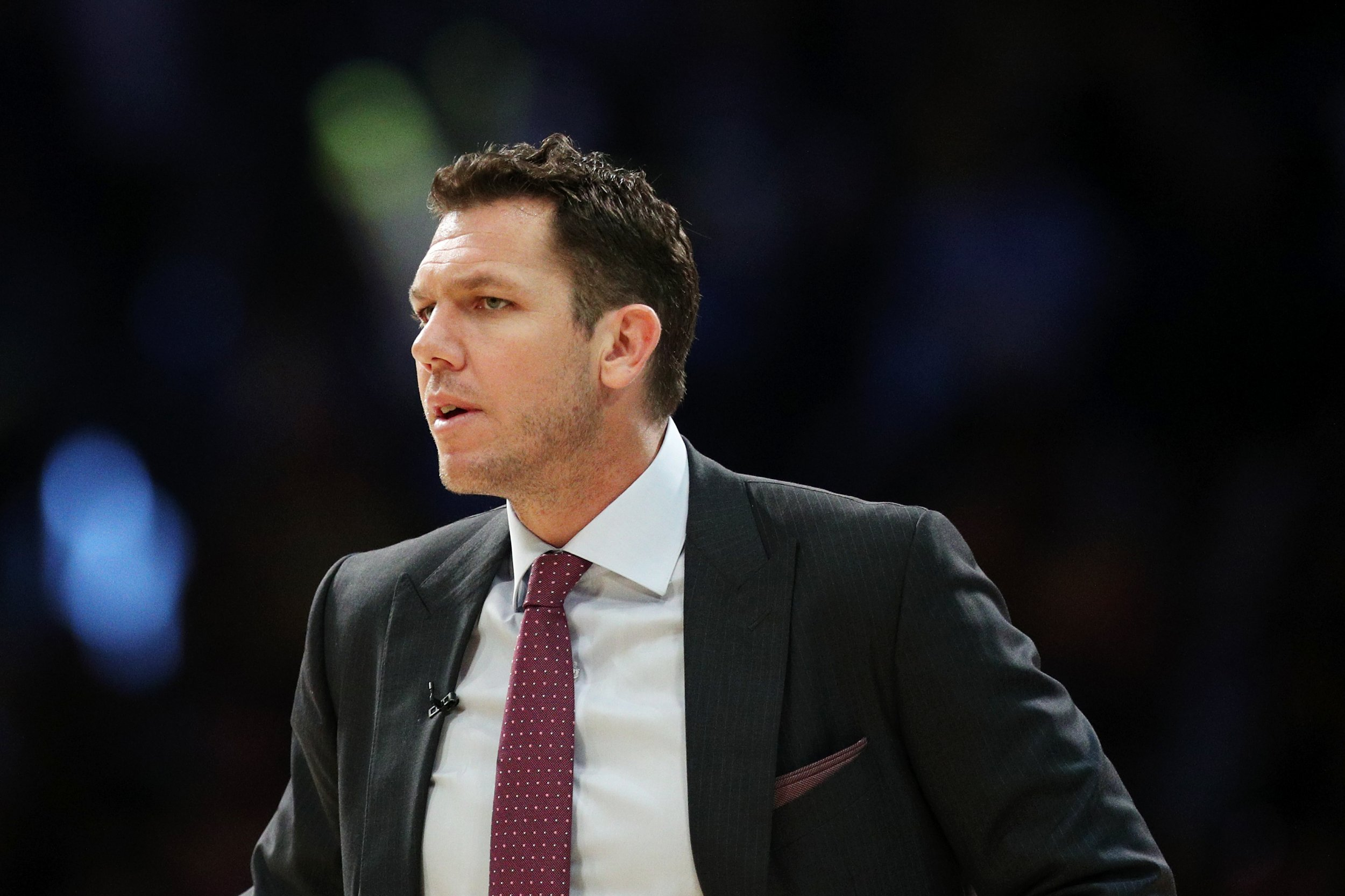 0e963cc7eed LA Lakers  Almost Certainly  Set to Fire Luke Walton at the End of the  Season
