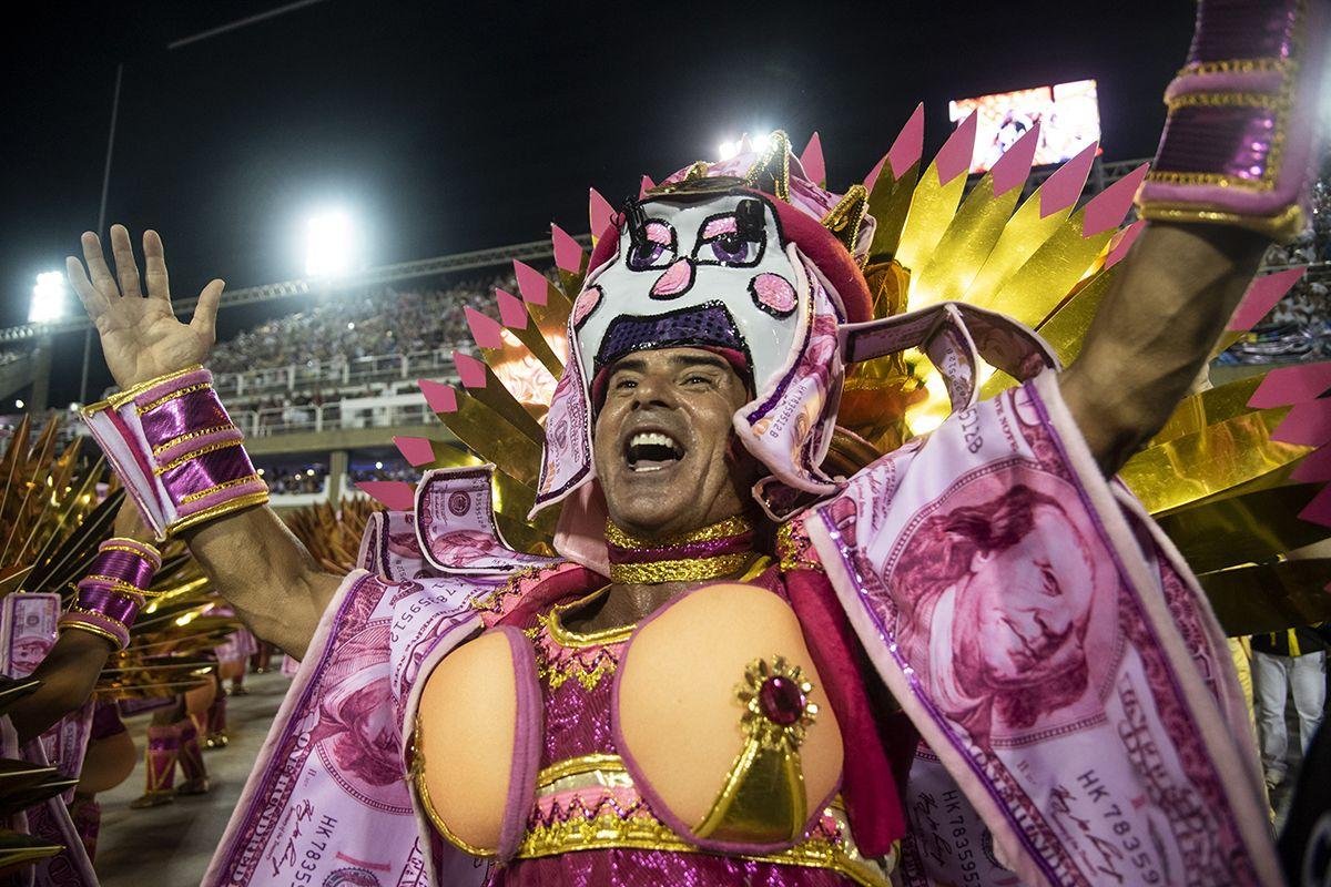 03 Rio de Janeiro Carnival 2019 Sao Clemente7