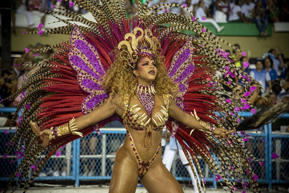 01 Rio de Janeiro Carnival 2019 Portela5